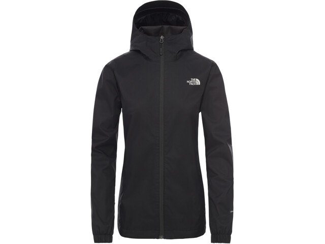 The North Face Quest Chaqueta Mujer, negro